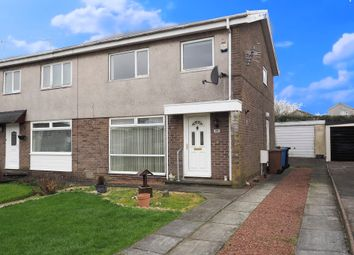 Thumbnail 3 bed semi-detached house for sale in Turnberry Court, Kilwinning