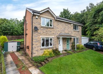 Thumbnail 3 bed semi-detached house for sale in Lansdowne Close, Batley, West Yorkshire