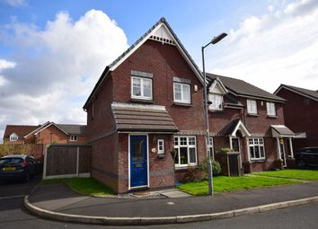 Thumbnail 3 bed town house for sale in Ingleby Close, Westhoughton