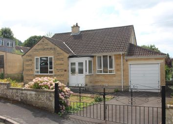 Thumbnail 2 bed detached bungalow to rent in Holcombe Close, Bathampton, Bath