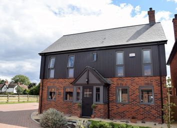 Thumbnail 5 bedroom detached house for sale in Newark Court, Hempsted, Gloucester