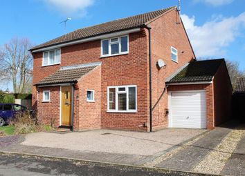 Thumbnail 2 bed semi-detached house for sale in Ilam Park, Kenilworth