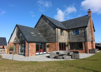 Thumbnail 3 bed detached house to rent in Kiln Drive, Woodnesborough, Sandwich