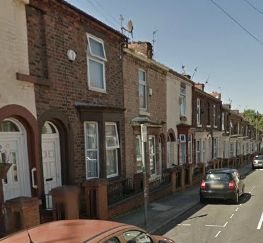 Thumbnail 2 bedroom terraced house to rent in Goldie Street, Anfield