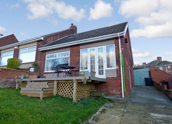 Thumbnail 2 bed bungalow for sale in The Rise, Consett