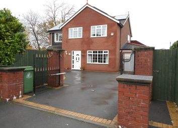 Thumbnail 4 bed detached house to rent in Astley Lane, Hadnall
