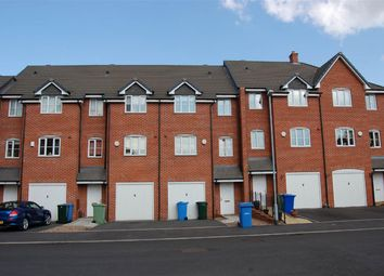 Thumbnail 3 bed town house to rent in Waterfields, Retford