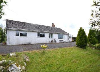 4 bed detached bungalow for sale in Bancyffordd, Llandysul SA44