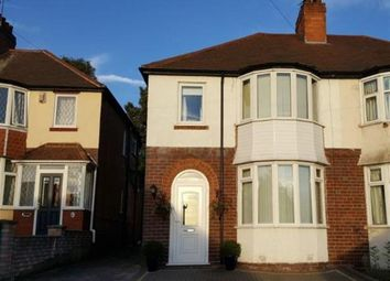 Thumbnail 3 bed property to rent in Fairford Road, Kingstanding, Birmingham
