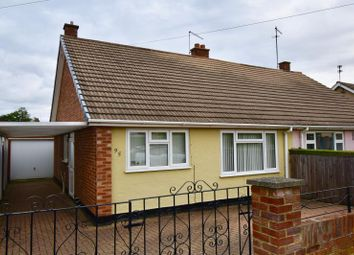 2 bed semi-detached bungalow to rent in Grafton Way, Duston, Northampton NN5