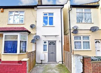 Thumbnail 2 bed end terrace house for sale in Charlemont Road, East Ham, London