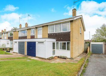 Thumbnail 4 bed semi-detached house for sale in Bury Park Drive, Bury St. Edmunds