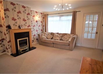 Thumbnail 3 bed terraced house for sale in Farley Close, Little Stoke