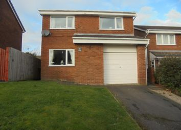 Thumbnail 3 bedroom detached house for sale in Ludlow Drive, Stirchley, Telford