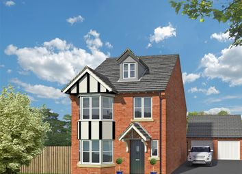 Thumbnail 4 bed detached house for sale in The Lodge House, New Dawn View, Stroud Road, Gloucester