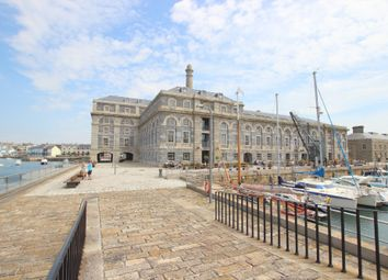 Thumbnail 2 bedroom flat for sale in Mills Bakery, 4 Royal William Yard, Stonehouse, Plymouth, Devon