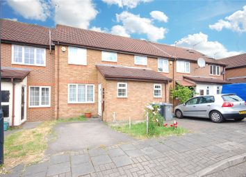 Thumbnail 3 bed terraced house for sale in Shepherds Walk, London