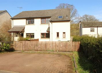 Thumbnail 3 bedroom semi-detached house for sale in 4 Rectory Dell, Melmerby, Penrith, Cumbria