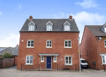Thumbnail 5 bedroom detached house for sale in Ryder Drive, Muxton, Telford