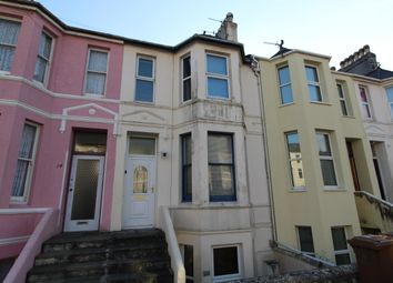 Thumbnail 3 bedroom maisonette for sale in Tavy Place, Mutley, Plymouth