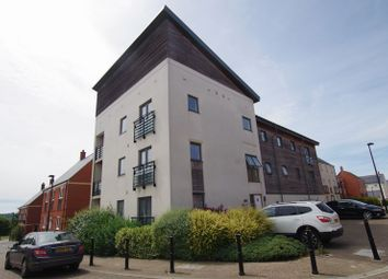 Thumbnail 2 bed flat for sale in Withering Road, Swindon