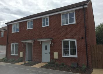 Thumbnail 3 bed semi-detached house to rent in Moses Mead, Purton, Swindon