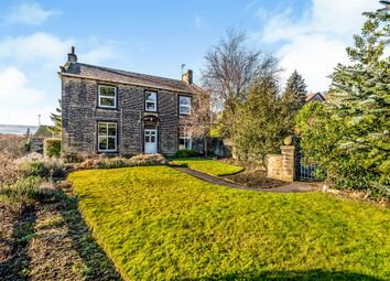 Thumbnail 6 bed detached house for sale in Woodhead Road, Holmfirth