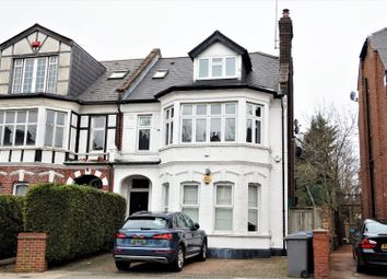 Thumbnail 3 bed flat for sale in Blenheim Gardens, London