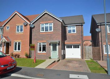 Thumbnail 3 bed detached house for sale in Potterburn Close, Stanley