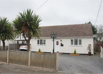 Thumbnail 3 bed detached bungalow for sale in Chapel Lane, Southminster