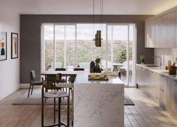 Thumbnail 4 bed town house for sale in Church Way, Hampstead, London