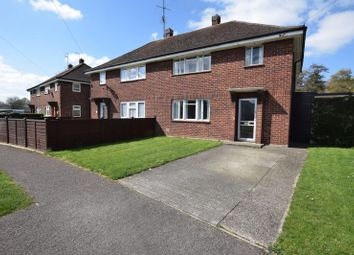 3 bed semi-detached house for sale in The Crescent, Bletchley, Milton Keynes MK2