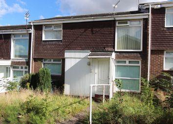 Thumbnail 2 bed flat for sale in Merrington Close, Sunderland