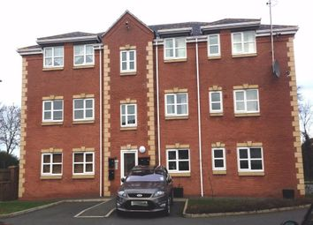 Thumbnail 2 bed flat to rent in Shire Lodge Close, Corby, Northamptonshire