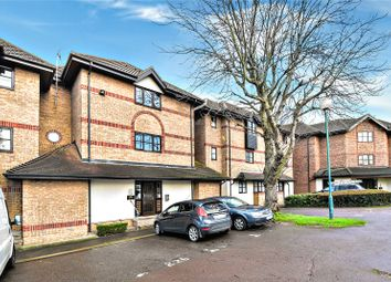 Thumbnail 2 bed flat for sale in Lydford Court, Clifton Walk, Dartford, Kent