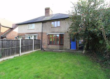 Thumbnail 2 bed semi-detached house for sale in Flamstead Avenue, Lambley, Nottingham