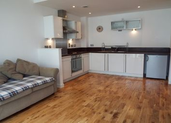 Thumbnail 2 bed flat to rent in The Fusion, Oswald Street