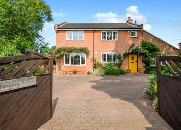 Thumbnail 3 bed detached house for sale in The Street, Earsham, Bungay