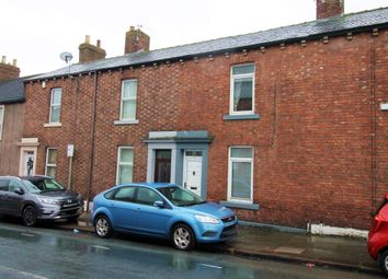 Thumbnail 2 bed terraced house for sale in Newtown Road, Carlisle