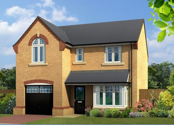 Thumbnail 4 bed detached house for sale in The Tiverton, Highfield Spring, Waverley, Rotherham