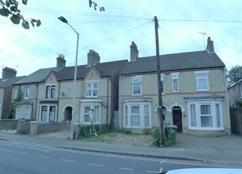 Thumbnail 3 bed semi-detached house for sale in Dogsthorpe Road, Peterborough, Cambridgeshire.