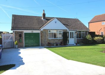 Thumbnail 3 bed bungalow for sale in Hushells Lane, Fosterhouses, Doncaster