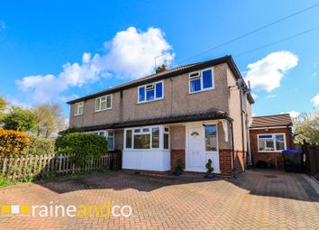 Thumbnail 5 bed semi-detached house for sale in Parsonage Lane, Welham Green