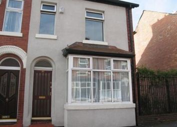 Thumbnail 3 bed terraced house to rent in Ringley Street, Manchester