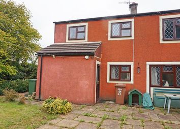 Thumbnail 2 bed end terrace house for sale in Ynys Las, Nelson