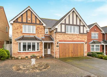 Thumbnail 4 bed detached house for sale in Hawthorn Road, Tolleshunt Knights, Maldon