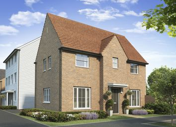 "Thumbnail 3 bedroom semi-detached house for sale in ""Morpeth II"" at Dymchurch Road, Hythe"
