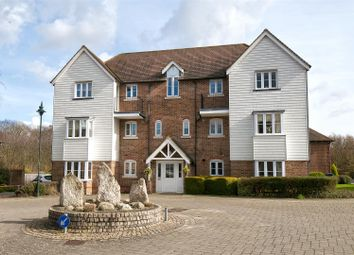 Thumbnail 2 bed flat for sale in Mcarthur Drive, Kings Hill, West Malling