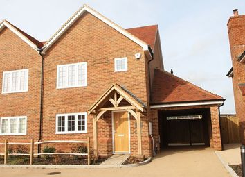 Thumbnail 3 bed semi-detached house for sale in Kiln House, Bourne Drive, Littlebourne