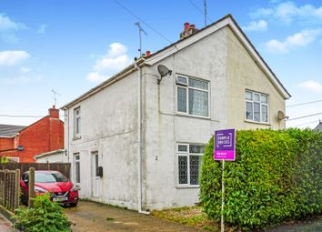3 bed semi-detached house for sale in Edward Road, Hythe, Southampton SO45